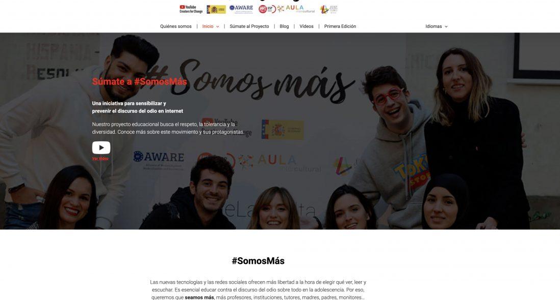 #SomosMas – by Google y Gobierno de España
